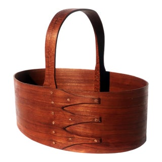 Shaker Oval Berry Basket For Sale