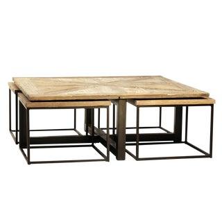 Dayton Coffee Table Set For Sale