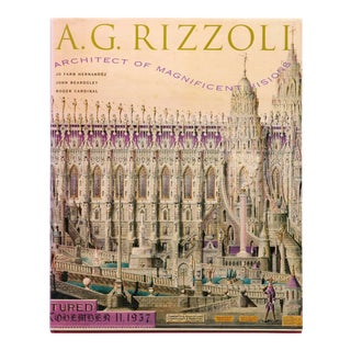A. G. Rizzoli - Architect of Magnificent Visions For Sale