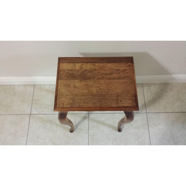 Ethan Allen French Country End Table - Image 4 of 7