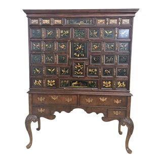Chinoiserie Maitland-Smith Chest of Drawers For Sale