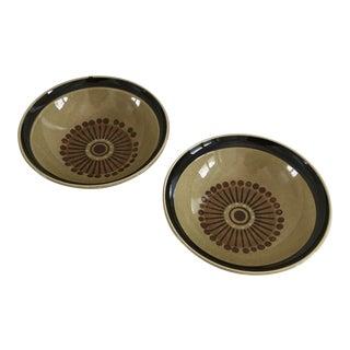 Vintage Mikasa Stone Craft Malibu Bowl- Set of 2