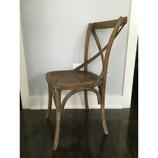 Restoration Hardware Madeleine Side Chair For Sale - Image 7 of 10