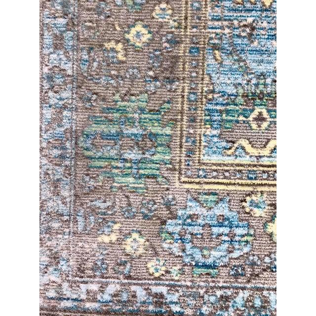 Vintage Distressed Turkish Heritage Rug - 8' x 10' - Image 3 of 6