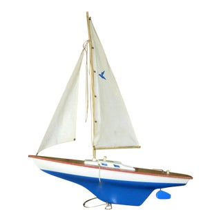 Seifert Schutzmarke Germany Pond Boat