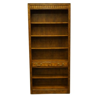 Drexel Heritage Chatham Oaks Collection Bookcase Wall Unit For Sale