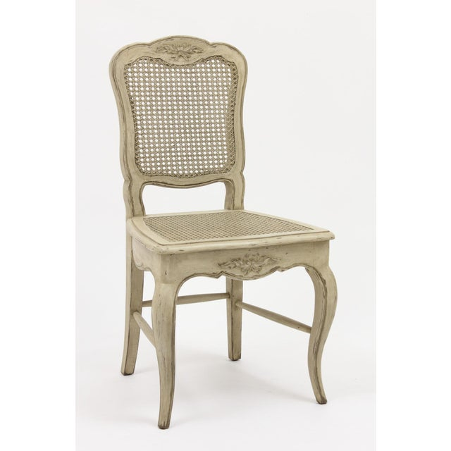 2000 - 2009 French Country Dining Chairs - Set of 6 For Sale - Image 5 of 5