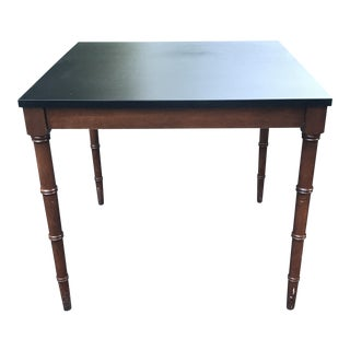 1960s Mid Century Modern Card/Game Table For Sale