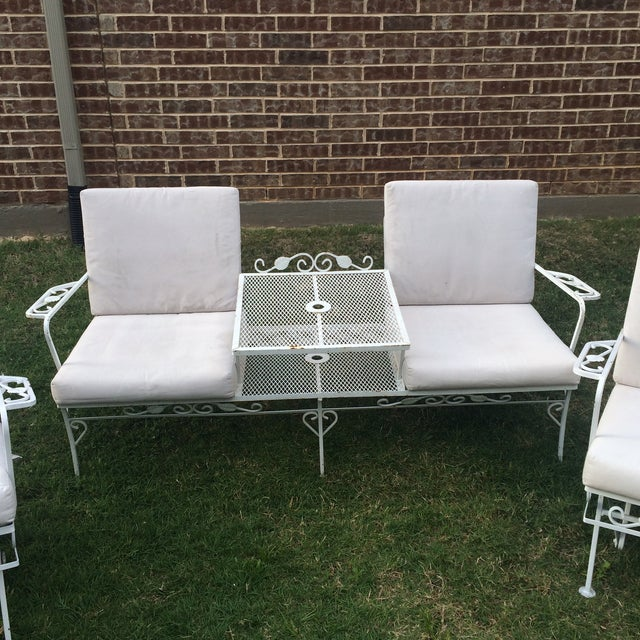 Salterini Outdoor Seating - Set of 3 - Image 4 of 11