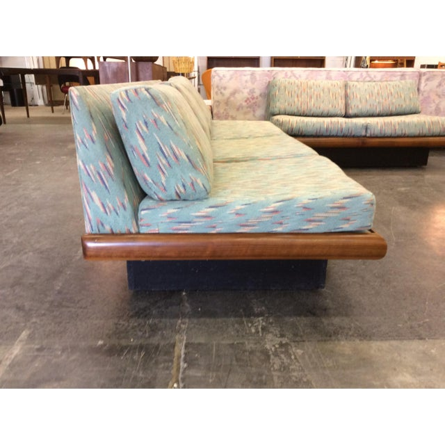 Adrian Pearsall Craft Associates 3 Piece Sectional Sofa For Sale - Image 5 of 11
