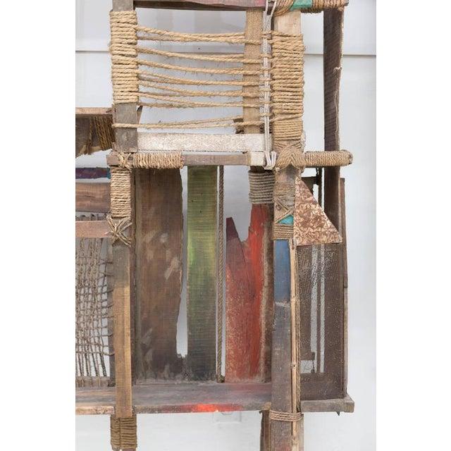 Mohanta, Kolkata Wood Screen For Sale - Image 5 of 5