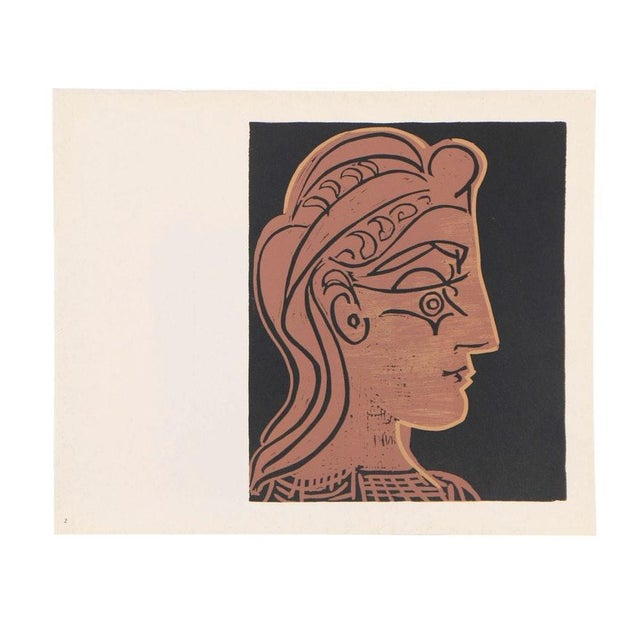 Picasso Vintage Print For Sale - Image 11 of 11