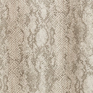 Sample - Schumacher Cody Snakeskin Wallpaper in Malt Preview