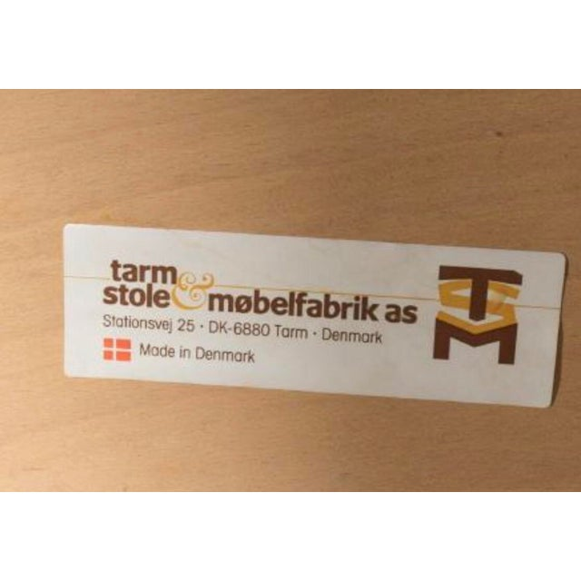 Tarm Stole-Og Møbelfabrik of Denmark Teak Dining Chair - Image 2 of 5