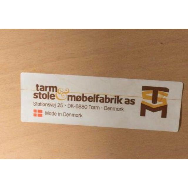 Tarm Stole-Og Møbelfabrik of Denmark Teak Dining Chairs - A Pair - Image 2 of 5