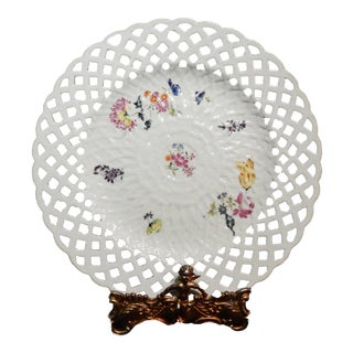 German Decorative Plate
