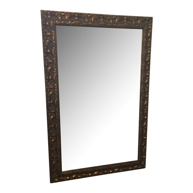 Uttermost Bronze Wall Mirror - Image 1 of 4