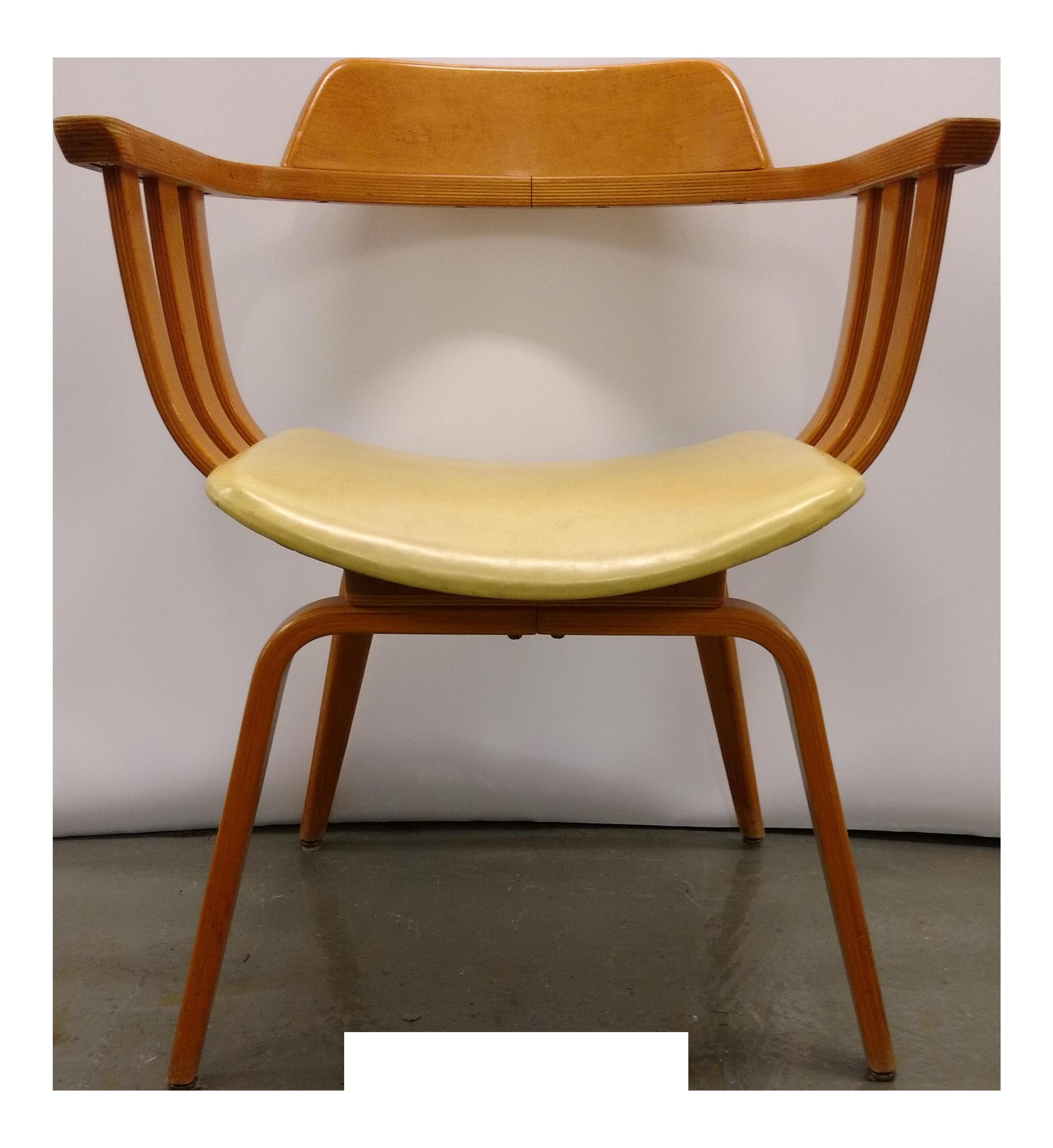 Thonet Barrel Back Chair  sc 1 st  Chairish & Thonet Barrel Back Chair | Chairish