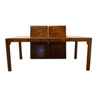 20th Century Ming Heritage Furniture Dining Table For Sale