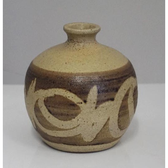 1970s Pottery Craft of California Vessel For Sale - Image 5 of 5