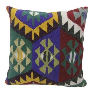 Decorative Kilim Pillow For Sale