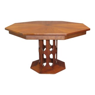 Mid-Century Modern Harvey Probber Octagonal Dining Table For Sale