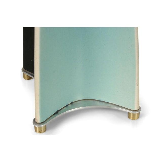 Lightolier Gerald Thurston for Lightolier Parabolic Fin Table Lamp For Sale - Image 4 of 5