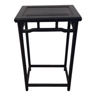 Chinese Antique Side Table Stand For Sale