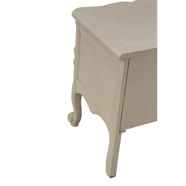 French Provincial Nightstand by Baker Furniture For Sale - Image 11 of 11