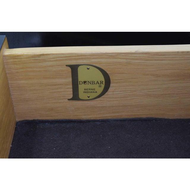 Roger Sprunger for Dunbar Burled Olivewood Sideboard or Credenza For Sale - Image 12 of 13