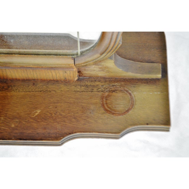 Art Deco Table Top Vanity Shaving Mirror For Sale - Image 10 of 13