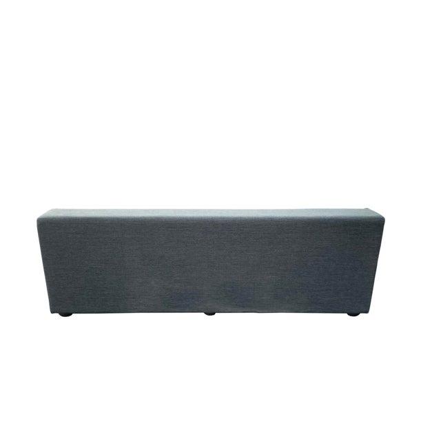 Knoll Knoll Armless Sofa For Sale - Image 4 of 8