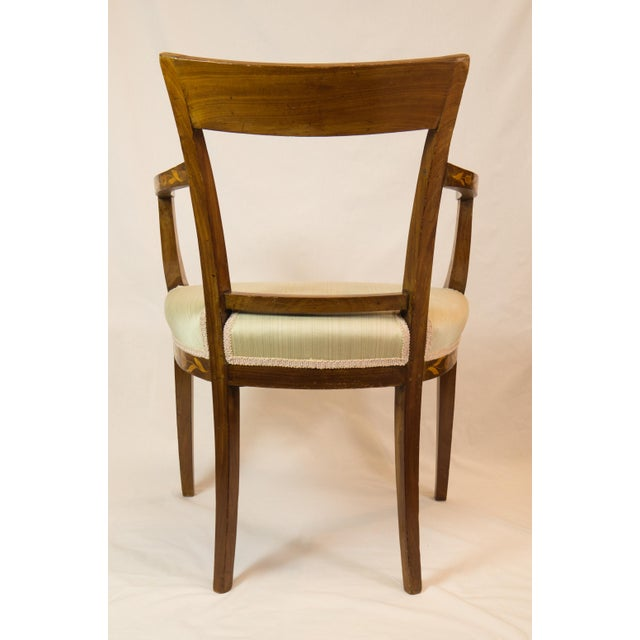 1920's French Armchair With Inlay - Image 3 of 7