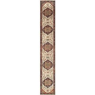"Pasargad Home Serapi Design Runner- 3' 1"" X 19'11"" For Sale"