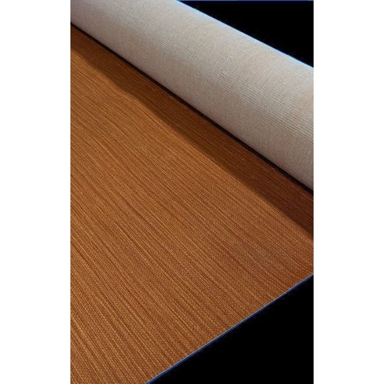 Burnt Orange woven textured wall covering, perfect for any space of your choosing! Woven Back. Class A Type II Vinyl...