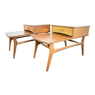 Danish Modern Mersman Side Tables - a Pair For Sale