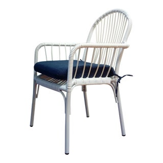 Angie Outdoor White Chair For Sale