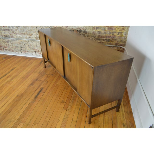 Mid-Century Modern Ray Sabota for Mt. Airy Furniture Mid Century Modern Sideboard For Sale - Image 3 of 7