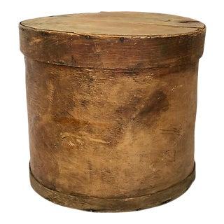 European Grain Pantry Box For Sale