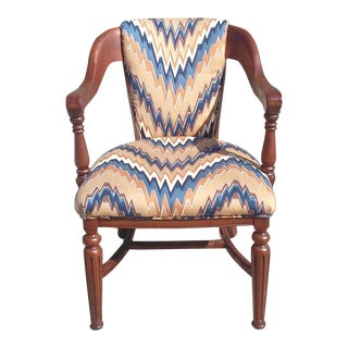 Circa 1918 Oak Arm Chair