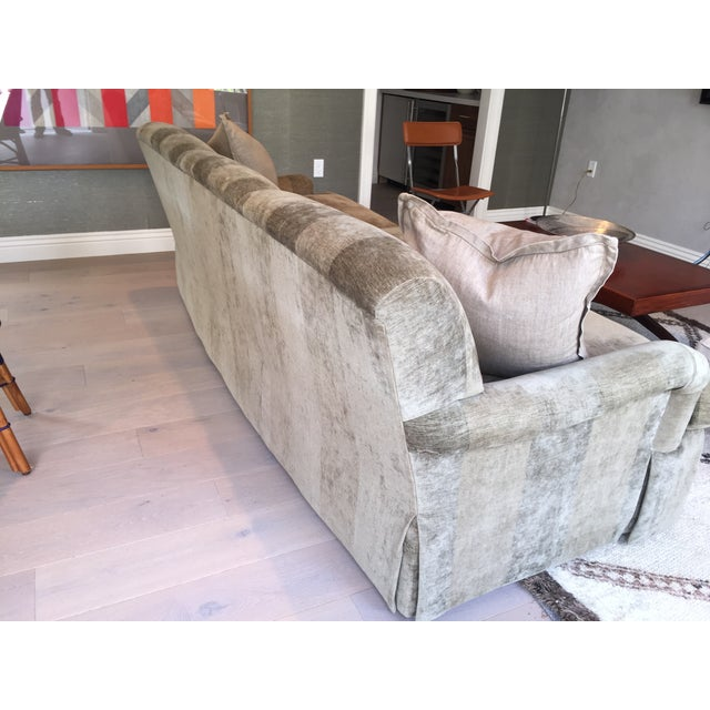 Custom George Smith Style Sofa - Image 4 of 4