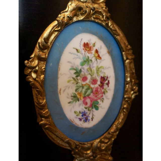 Authentic Meuble Boulle Napoléon III Cabinet - Image 7 of 9