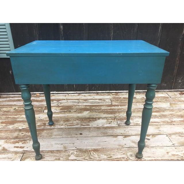 Vintage Secretary Desk For Sale - Image 11 of 13