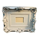 Image of Late 20th Century Vintage Ornate Decorative Art Frame For Sale