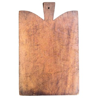 Early 20th Century French Cutting Board For Sale