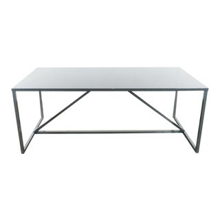 Contemporary Blu Dot Strut Dining Table For Sale