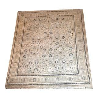 Contemporary Genuine Tabriz Rug For Sale
