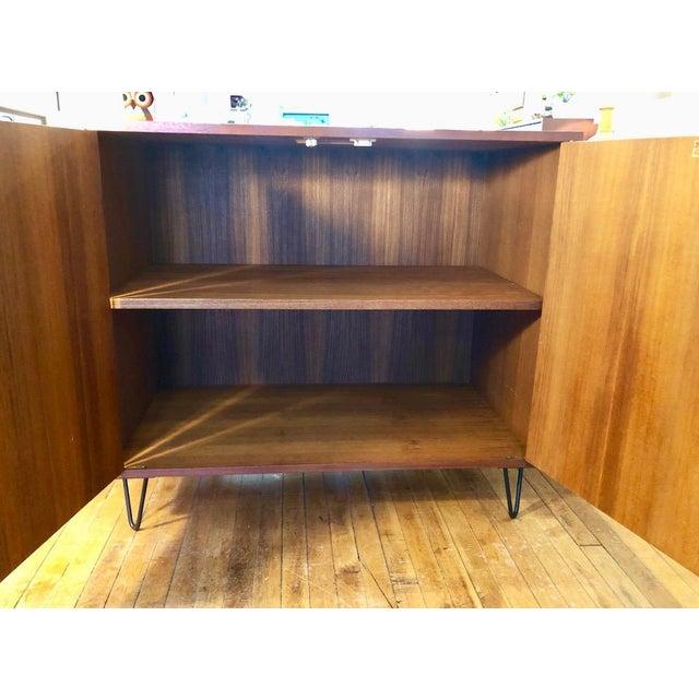 Danish Modern Danish Modern Teak Cabinet/Credenza 1960's For Sale - Image 3 of 7