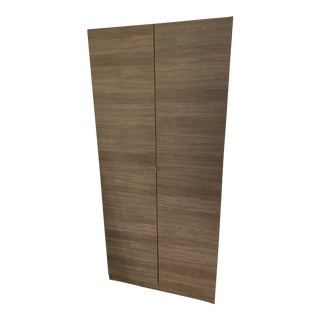 Modern Custom-Designed Free Standing Wardrobe For Sale