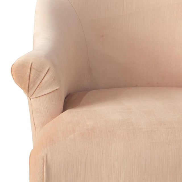 Not Yet Made - Made To Order Fringe Chair in Titan Pink Champagne For Sale - Image 5 of 8